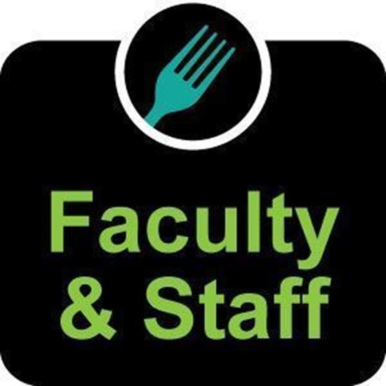 Picture of 30 Meal Plan - Faculty & Staff